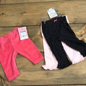 Baby girls pants 3m